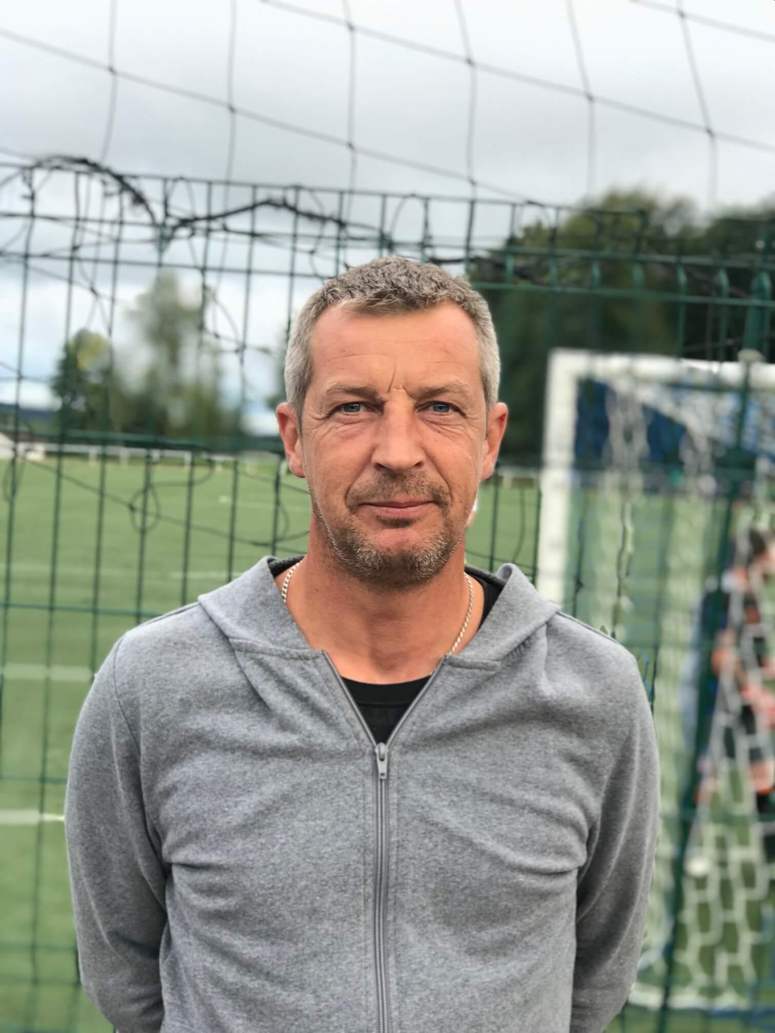 Gael Roger - Coach U9