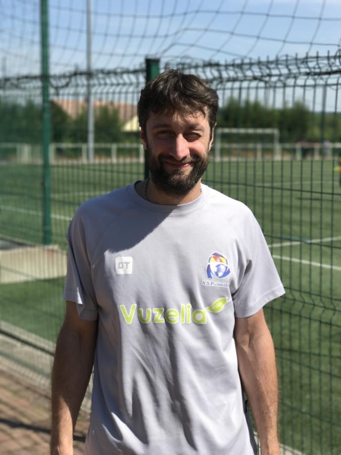 Daniel Torres - Coach U13