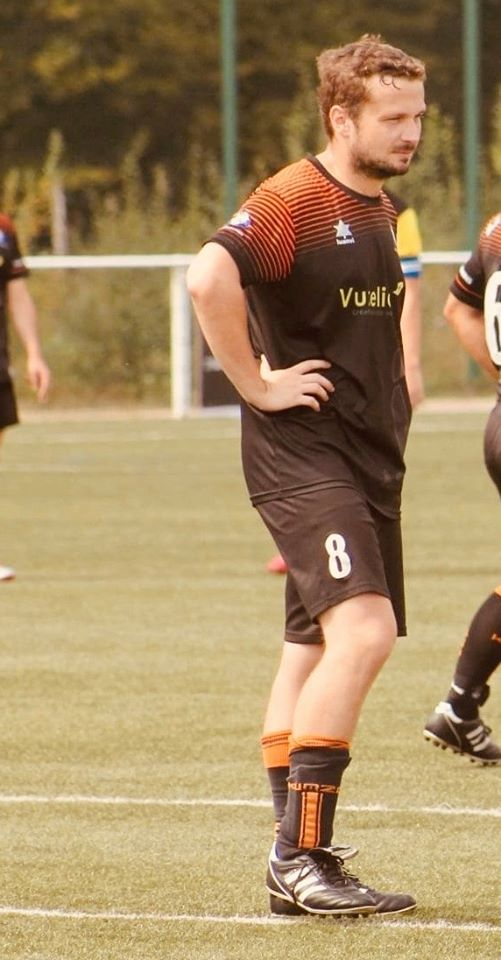 Julien Antoine- Coach U18