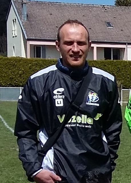 Igor Luzckow - Coach Equipe B
