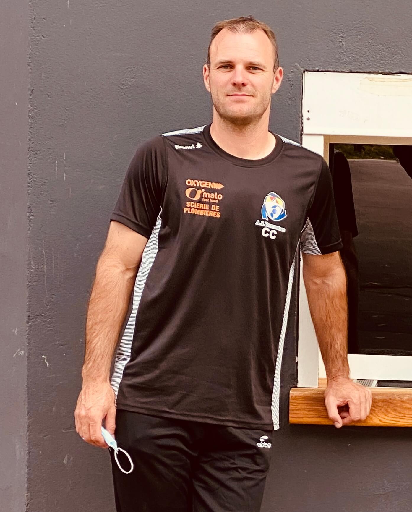 Cédric Claude - Coach U11