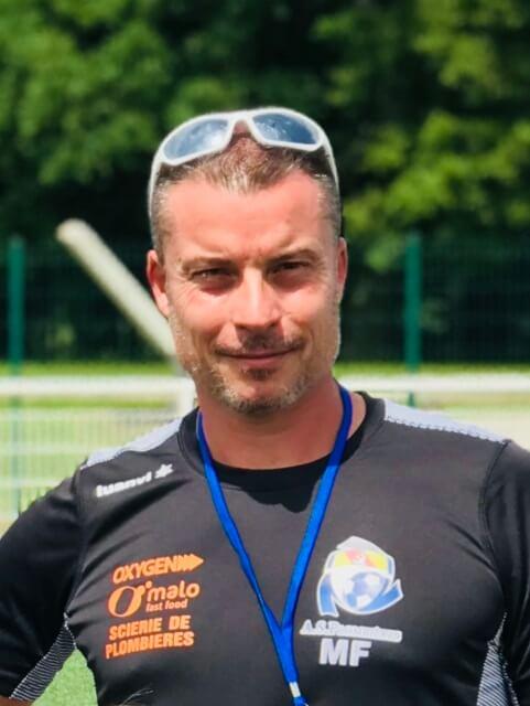Frédéric Mercier - Coach U13